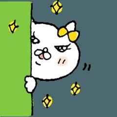 ネコ子 敬語&大人の気遣い