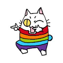 六毛猫むっちゃんの日常会話