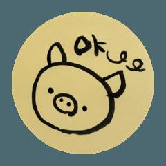 筆ペン動物(OK)
