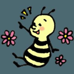 蜜蜂ビーベイビー(Bee Baby)