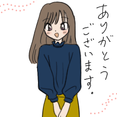 ほげげスタンプ3 アニメーション