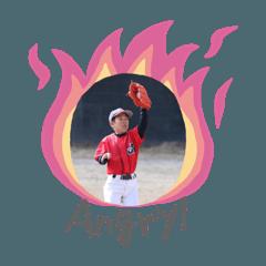 稲城の赤ヘルその1