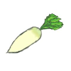 フルーツと野菜のつぶやき