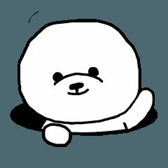 [LINEスタンプ] ビションのもちお~スタンプ~ (1)