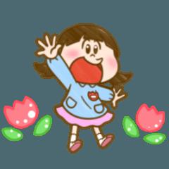 園児ょい!ガール spring