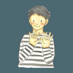 ツィバの男の子シリーズ 2