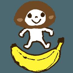 オーマイ バナナ
