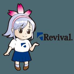 Revival. のなかまたち1